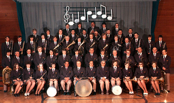 Musikverein Jockgrim 1973