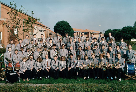 Musikverein Jockgrim, 1990